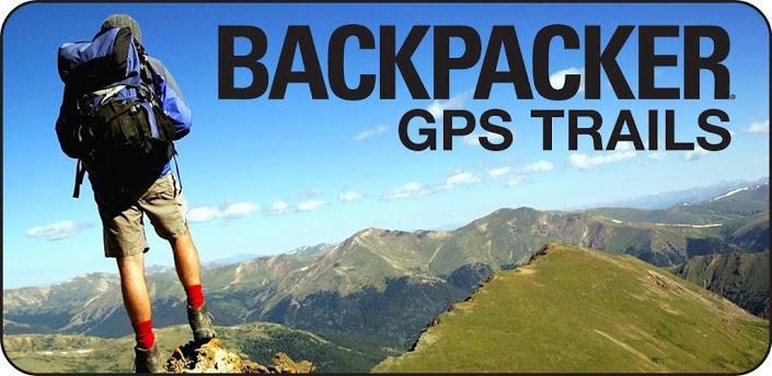 Backpacker GPS Trails