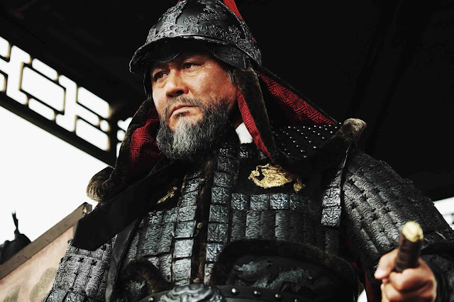 Choi Min-sik in The Admiral: Roaring Currents