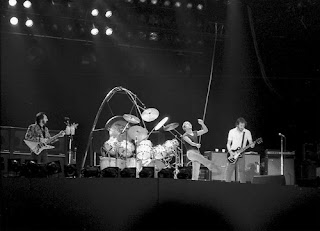 9. The Who em Cincinnati, 1979