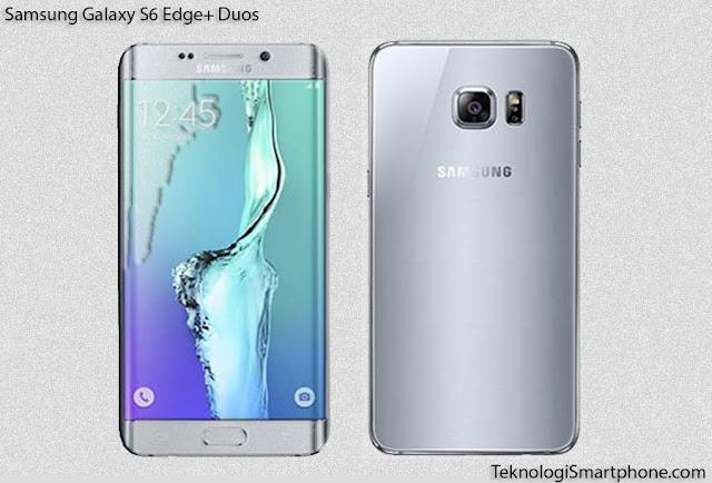 Spesifikasi dan Harga Samsung Galaxy S6 Edge+ Duos
