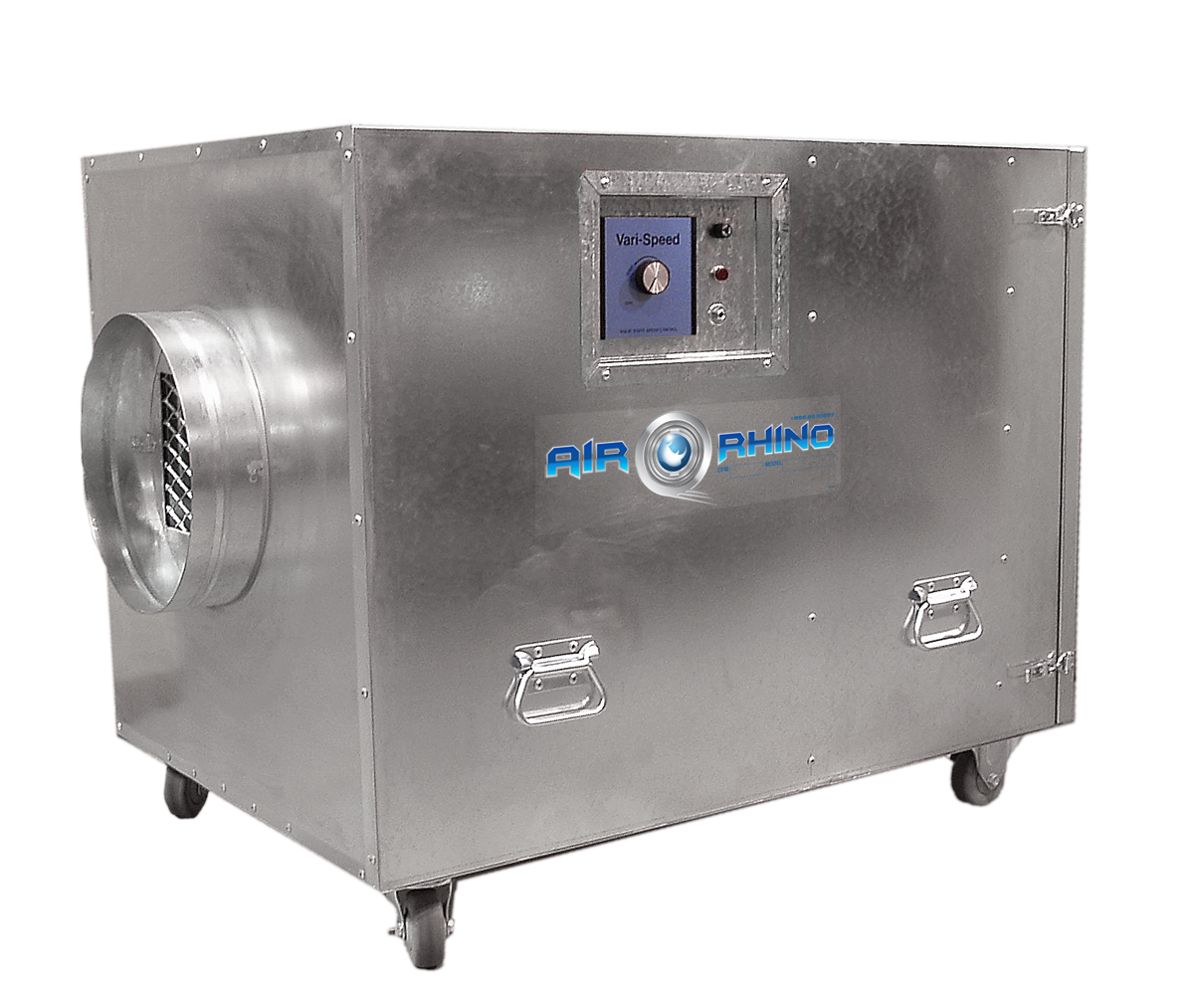 Industrial Air Cleaners : Industrial odor and chemical control by electrocorp air