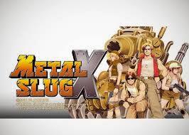 METAL SLUG X v1.1 APK