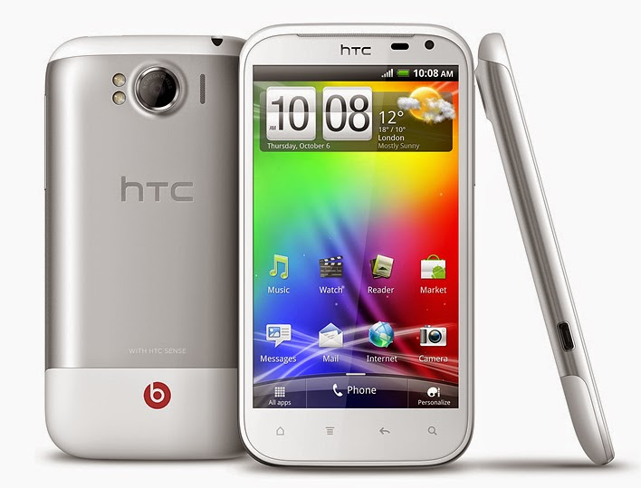 Daftar harga Hp merk HTC Maret 2015
