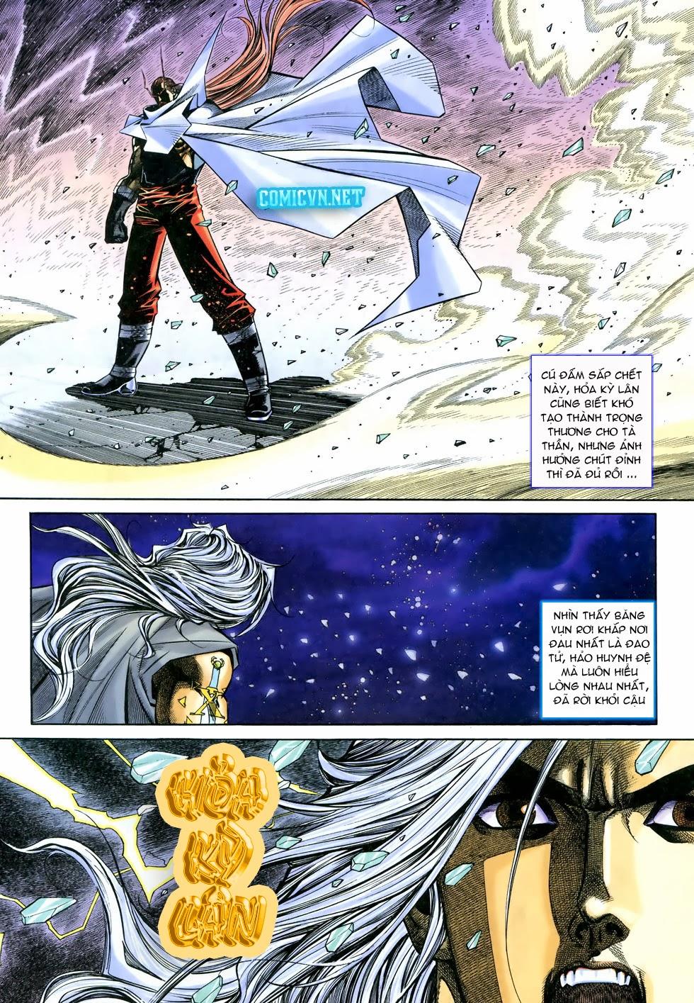 X Bạo Tộc chap 68 - Trang 8