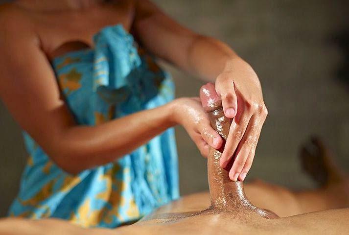 интимный массаж мужчине фото