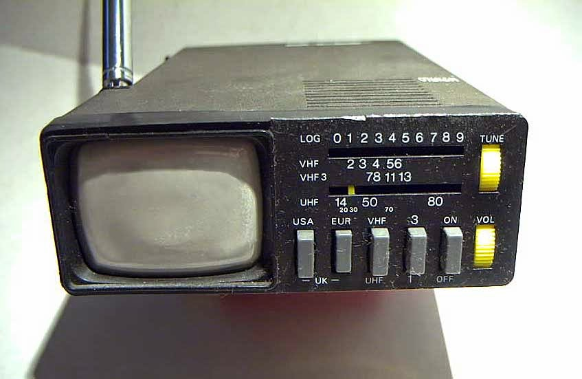 Sinclair's Miniature TV