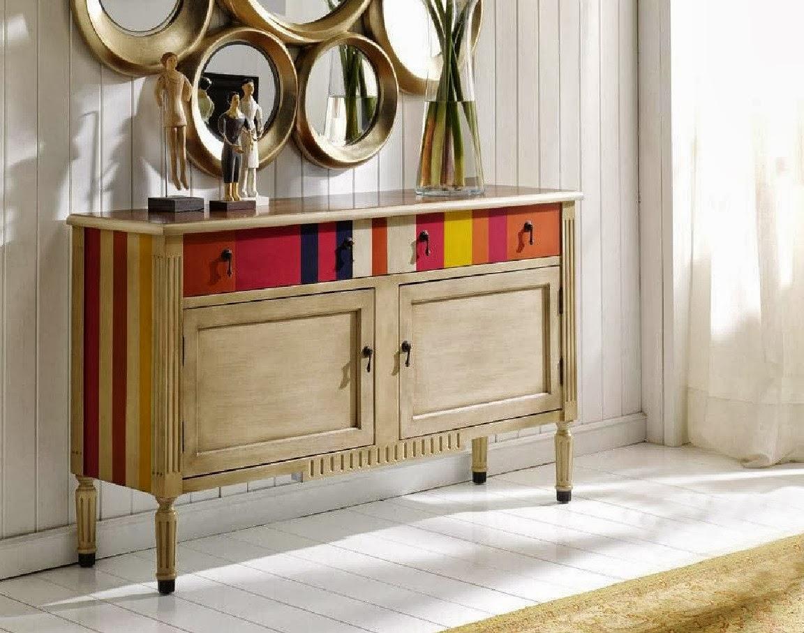 Tud se o conoces los estilos del mueble for Muebles estilo barroco moderno