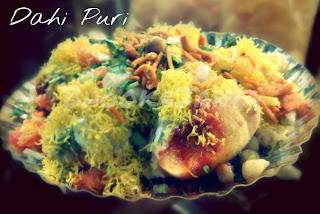 Recipe of Dahi Puri