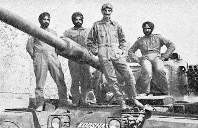 Sikhs In The 1965 Indo-Pak War, A Memoir | Sikh Archives