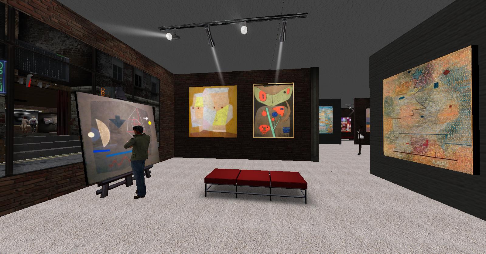 Galerie Tremlays Tremlays Gallery Paul Klee