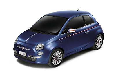 Fiat 500 Nation America Limited Edition (2012) Front Side
