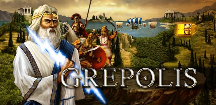 grepolis free-to-play browser game conquer first city