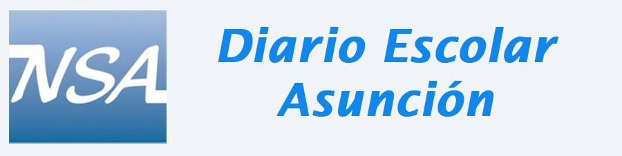 Diario Escolar Asunción