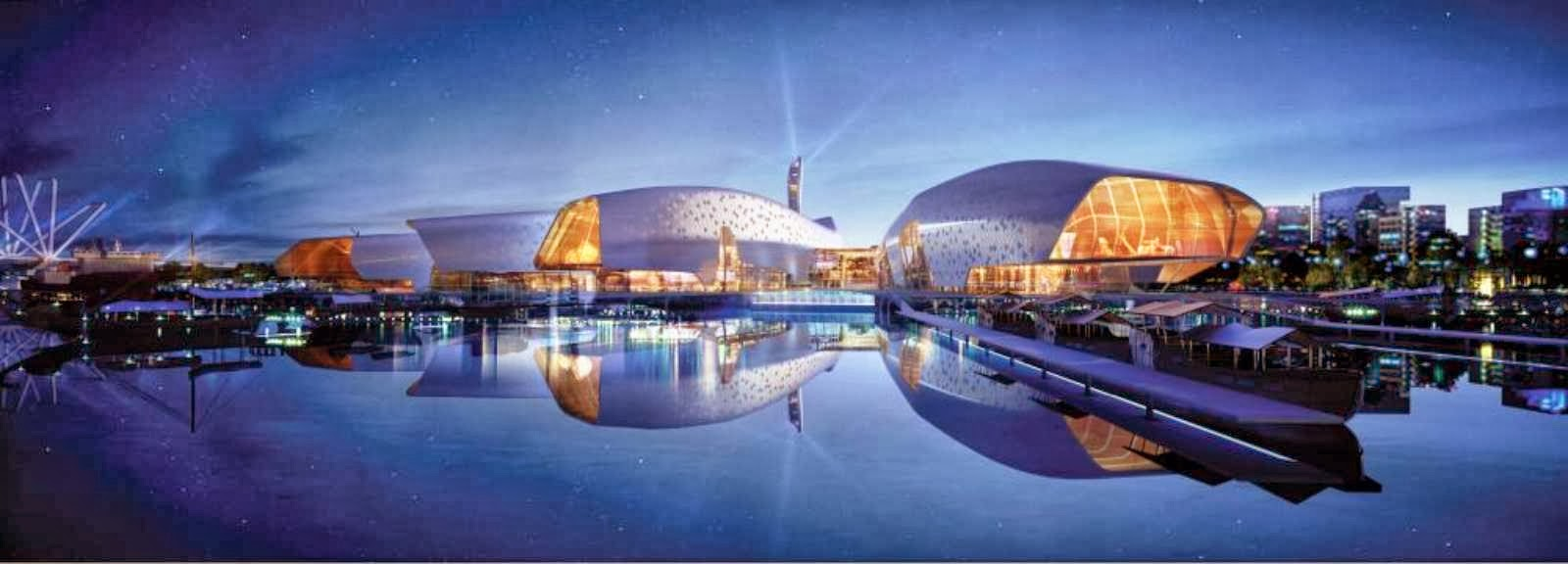 National Maritime Museum China By Cox Architecture