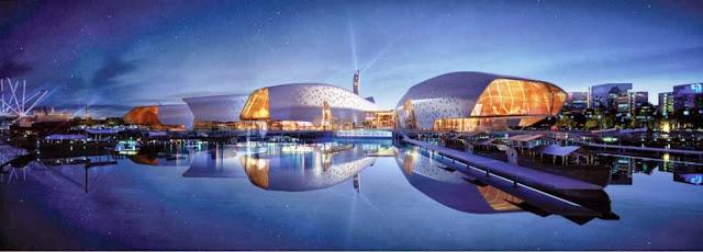 01-Nacional Marítimo-Museum-China-por-Cox-Architecture