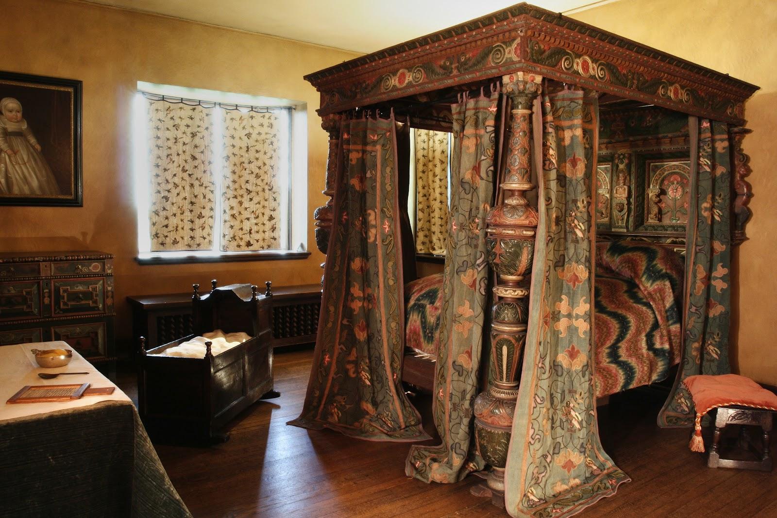 medieval royal bedroom royal shakespeare company