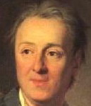 A portrait of philosopher Denis Diderot. Credit: freely available via Creative Commons