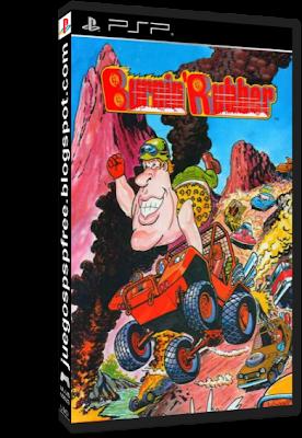 Burnin Rubber (PSP) (Juegos 2014)