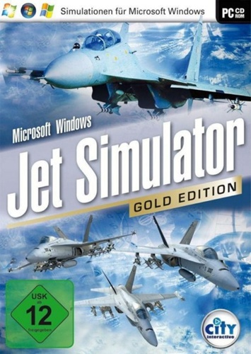 Jet Simulator Gold Edition [2012] [ISO] [Ingles]