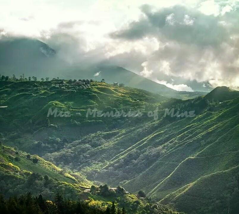 Lembah nan hijau