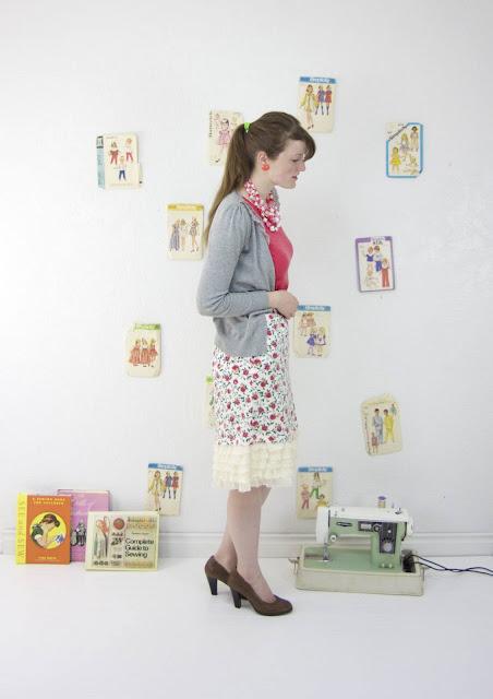 10 Vintage Patterns Everyone Will Love #vintagesewingpatterns