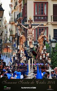 Cádiz - Semana Santa 2014