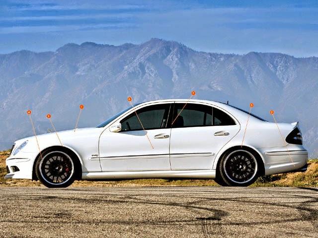 Mercedes benz w211 e55 amg evosport benztuning for Mercedes benz w211