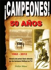 REVISTA CON TODA LA CAMPAÑA DE LOS EMILIOZZI EN 1962