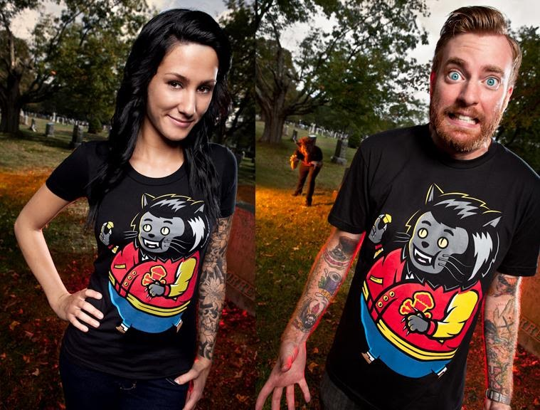The Blot Says Michael Jackson Inspired Johnny Cupcakes