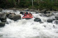 Wonosobo Rafting Sport