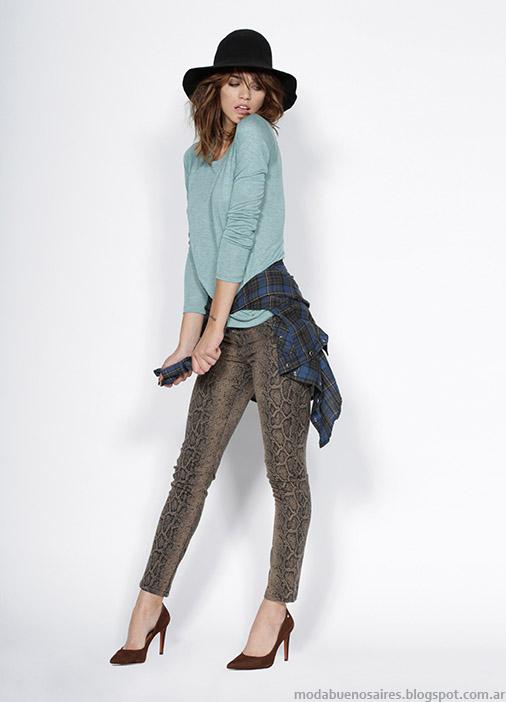 Camisas invierno 2015 Ropa de Mujer Gloria Jeans.