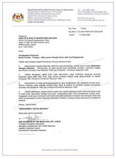 Surat Pengesahan Malaysia