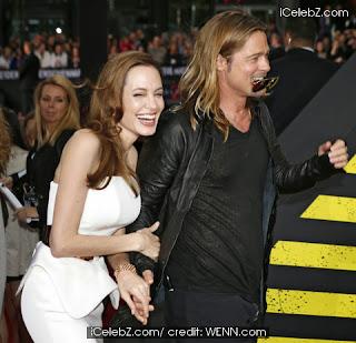 Brad Pitt and Angelina Jolie sign prenuptial understanding