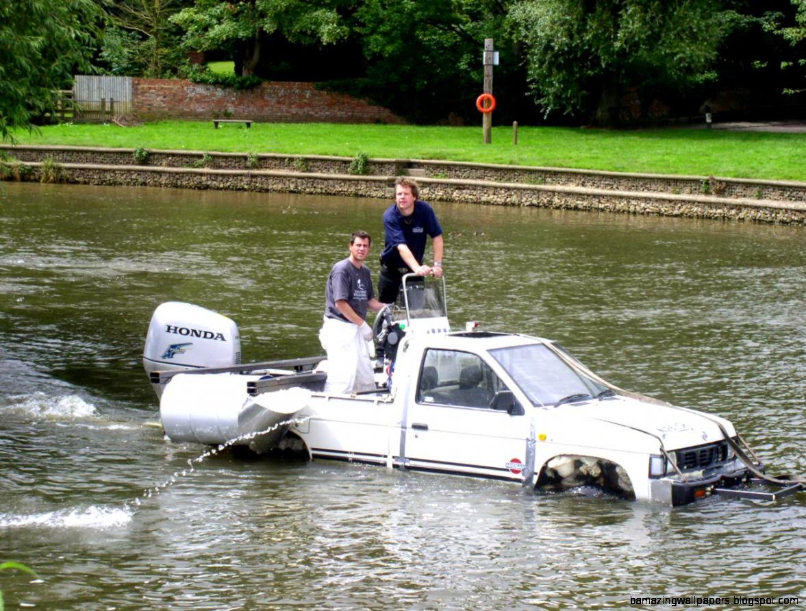 News amp Videos » Searoader   Specialist Amphibious vehicles