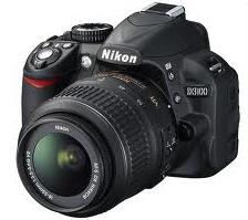 camara reflex digital nikon d 3100
