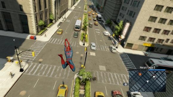 the amazing spider man 2 pc game screenshot gameplay review 1 The Amazing Spider Man 2 Repack Black Box