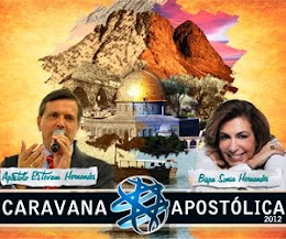 Caravana Apostólica para Israel