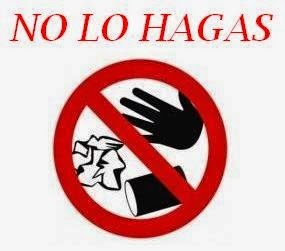 ¡¡PROTEGE LA NATURALEZA!!