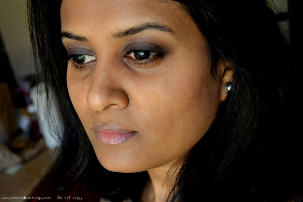 Illamasqua Human Fundamentalism Collection Neutral Palette FOTD Makeup Looks Blog Beauty Indian