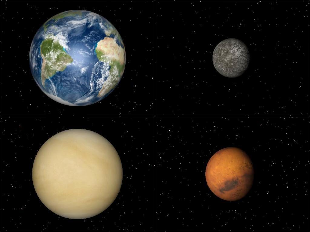 Anggota planet dalam