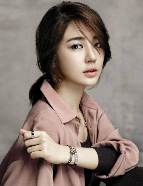 Korean Actress Yoon Eun Hye