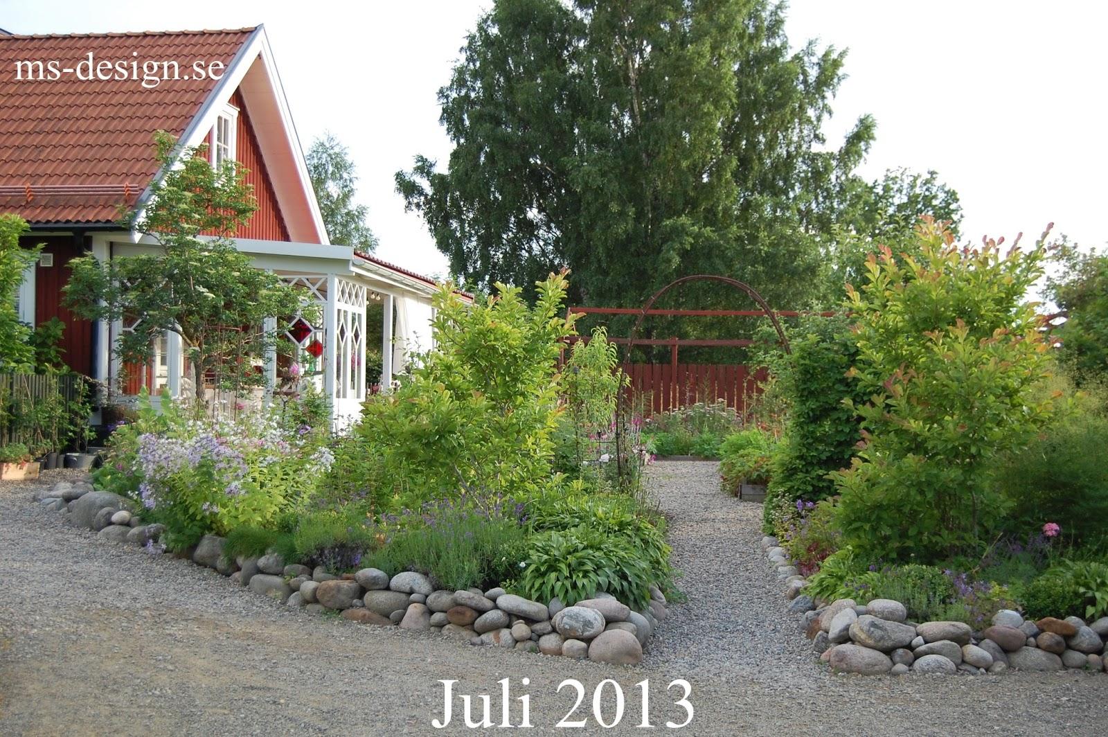 M/S DESIGN Trädgård och Keramik: Månadsbilden