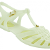 Glow in the dark jelly shoes by Vivienne Westwood+Melissa