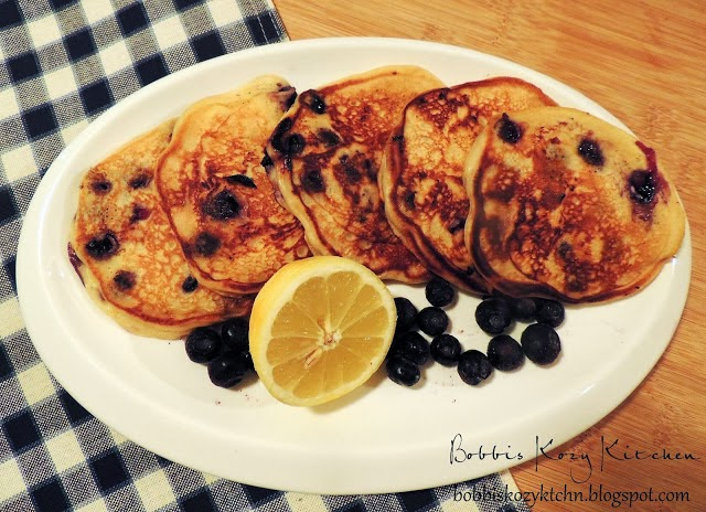 Daily Dish } Blueberry Pancakes | Daily Dish Magazine | Recipes ...