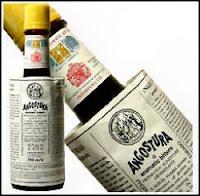 bouteille d'angostura pour faire mojito