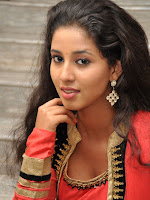 Pavani photos at Eluka mazaka logo launch-cover-photo