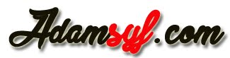 Adamsyf | My Passion, MyBlogging