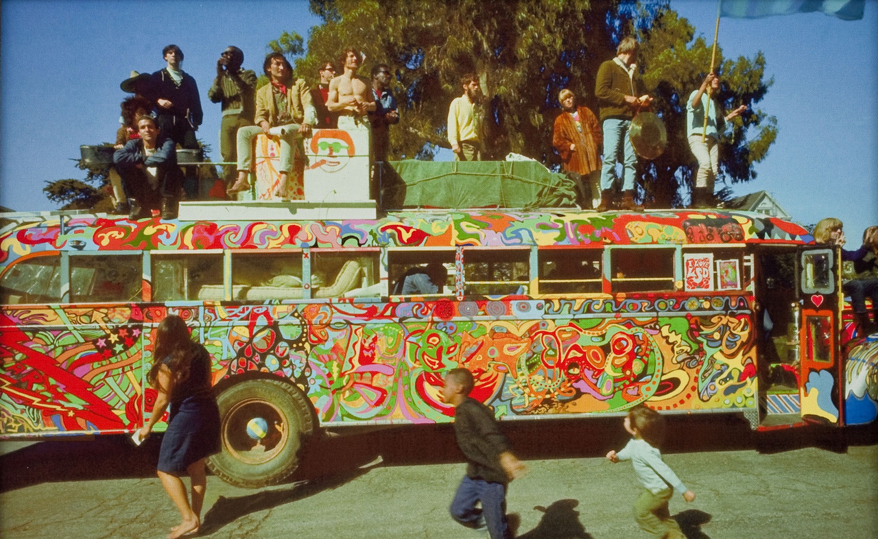 Videos and movies about Kesey, the Merry Pranksters, Acid