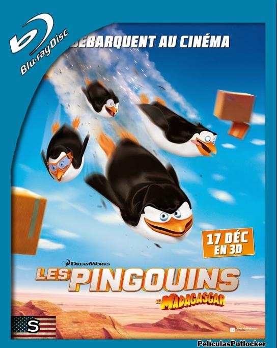 Los Pinguinos De Madagascar (2014) BRRip 720p Subtitulada