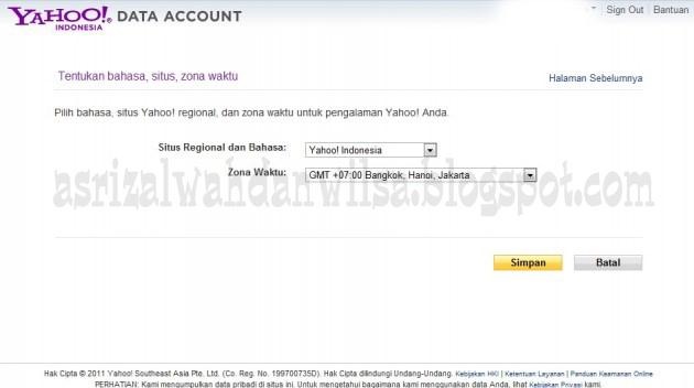 Solusi YM Yahoo Messenger BlackBerry Tidak Bisa Log In